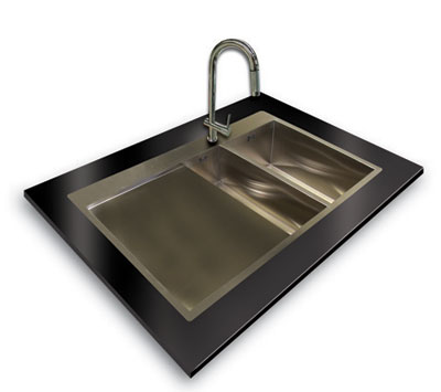 Back to Sinks & Taps index   ZENDUO 6I-F - ZD/6/IF/S/BBR/027